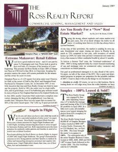 2007 Q1 RRG Newsletter