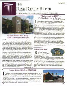 2008 Q1 RRG Newsletter