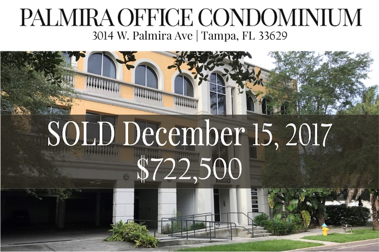 SOLD – 20171215 – 3014 W Palmira Ave Tampa Fl 33629