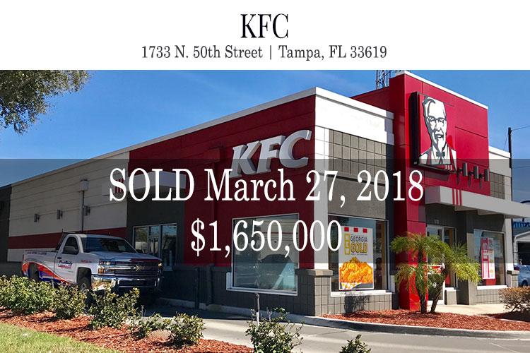 SOLD – 20180327 – 1733 N 50th Street Tampa Fl 33619