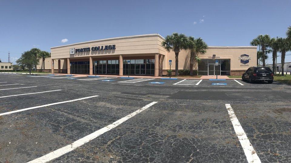 FOR SALE – Office Building – Fortis College Building 6565 Ulmerton Rd, Largo, FL 33771