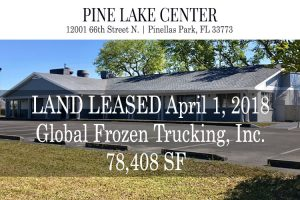 Image of Leased 20180401 12001 66th St N Pinellas Park Fl 33773 pine lake trucking center