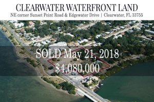 Image of Sold-20180521-NE-Corner-Sunset-Point-Rd-and-Edgewater-Dr-Clearwater-Fl-33755-clearwater_waterfront_land