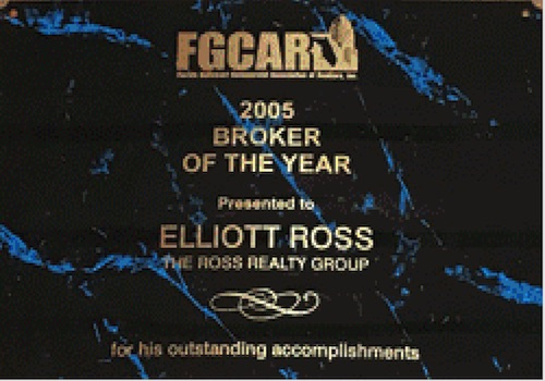 image ross awards fgcar 2005