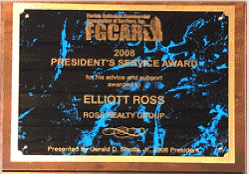 image ross awards fgcar 2008