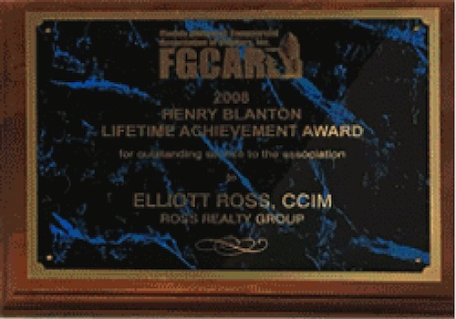image ross awards fgcar henry blanton lifetime 2008