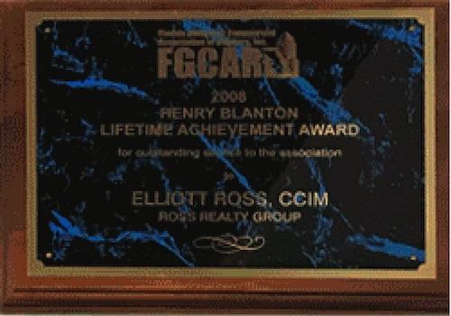 image ross awards fgcar henry blanton lifetime 2008