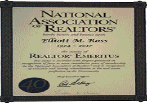 image ross awards national association of realtors