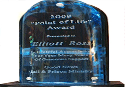 image ross awards point of life 2009