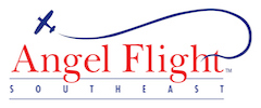 logo angel flight southeast