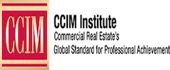 logo of ccim real estate organization
