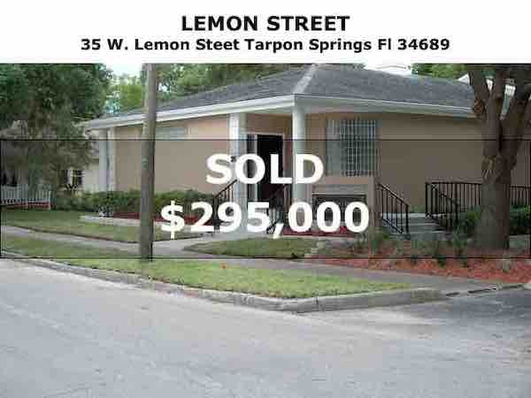 Tampa Commercial Real Estate - 20180329-Sold-35-Lemon_Street-Tarpon-Springs-Fl-34689