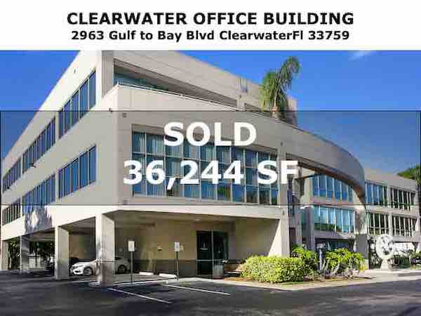Tampa Commercial Real Estate - 20190314-Sold-2963-Gulf-to-Bay-Blvd-Clearwater-Fl-33759