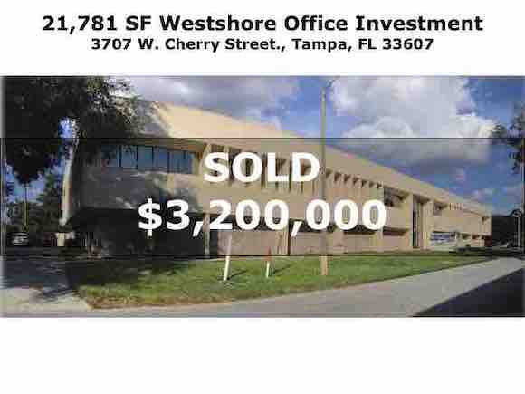 Tampa Commercial Real Estate - 3707 W. Cherry Street., Tampa, FL 33607