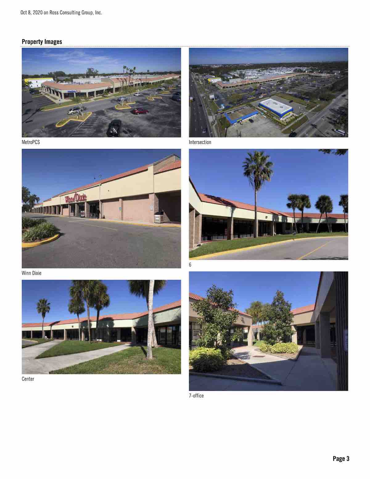 Tampa Commercial Real Estate - FOR LEASE - Pinellas Place Shopping Center - 6501 102nd Ave N, Pinellas Park, FL 33782 P3