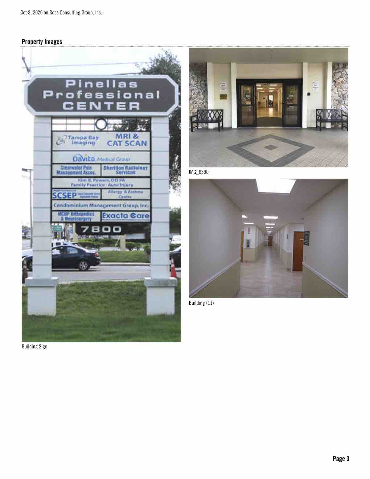 Tampa Commercial Real Estate - FOR LEASE - Pinellas Professional Center - 7800 66th St N, Pinellas Park, FL 33781 P3