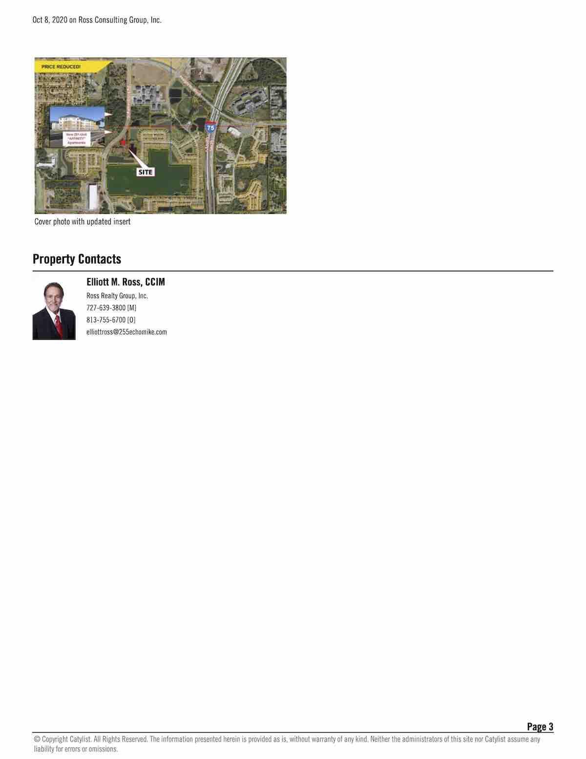 FOR SALE - S Falkenburg Parcel - 6002 S. Falkenburg Rd, Riverview, FL 33578 P3