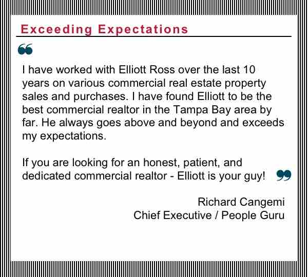 Tampa Commercial Real Estate - L2-testimonial-Richard_Cangemi