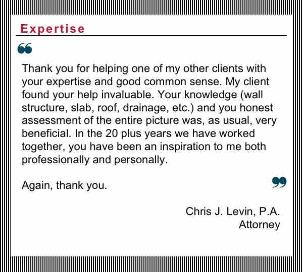 Tampa Commercial Real Estate - L3-testimonial-Chuck_Levin