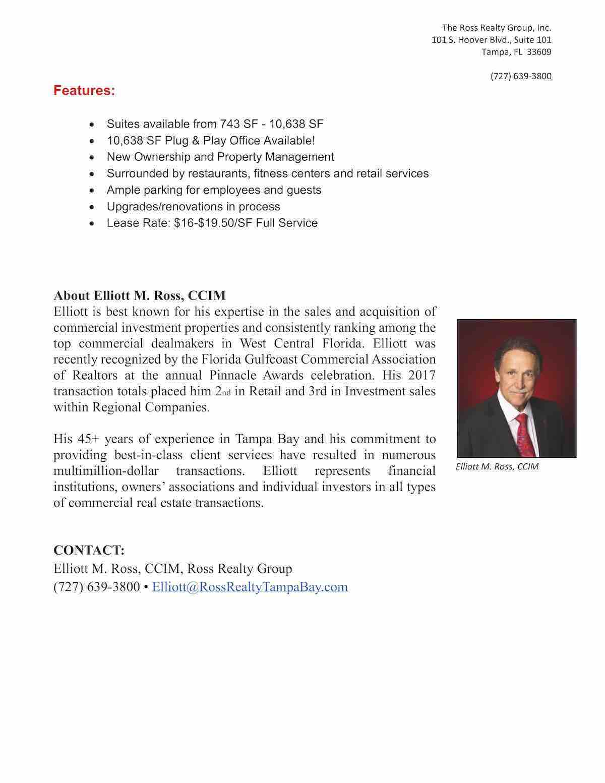 Tampa Commercial Real Estate - PR-20200302-RRG-NewListing-PR-Gulf South Center P2